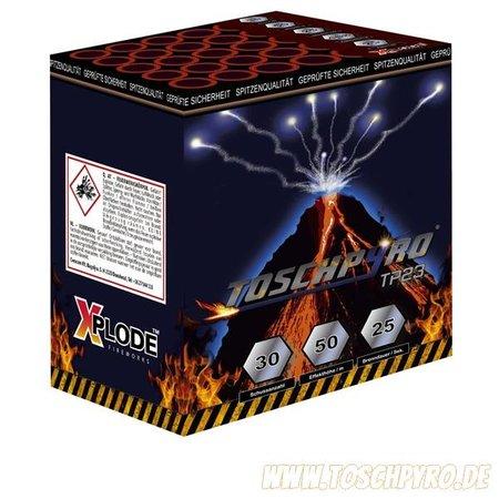 Toschpyro® Batterie 23 NEU!