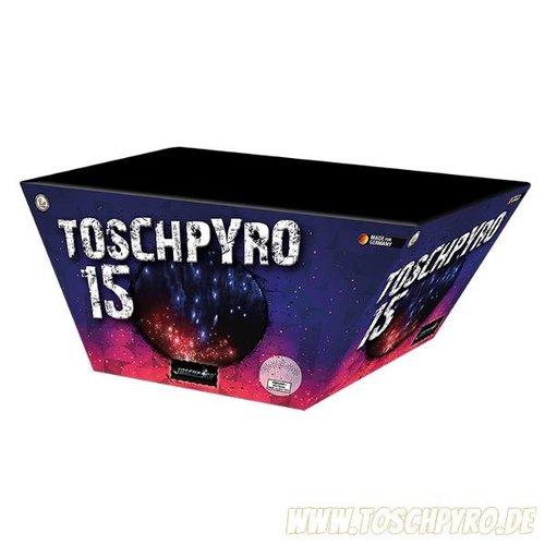 Toschpyro® Batterie 15
