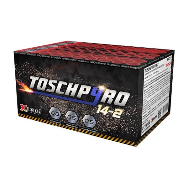 Toschpyro® Batterie 14-2