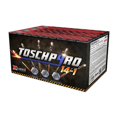 Toschpyro® Batterie 14-1