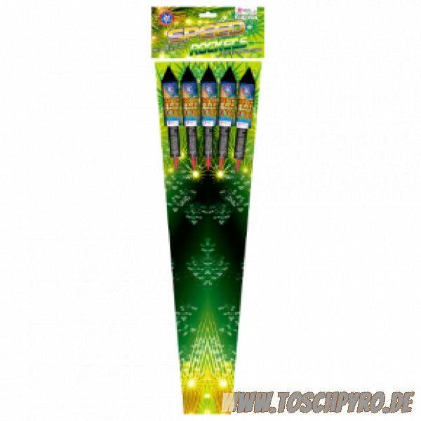 Rubro Raketensortiment Speed Rockets