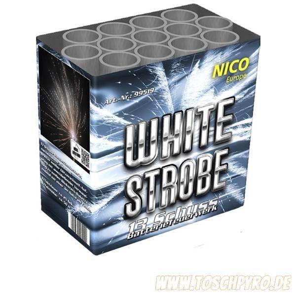 Nico Europe White Strobe