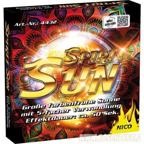 Nico Europe Spirit Sun