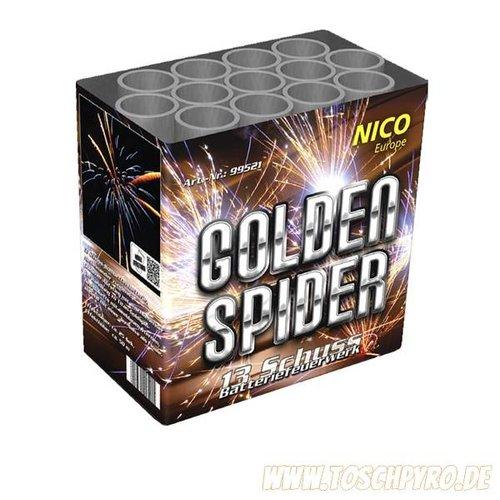Nico Europe Golden Spider