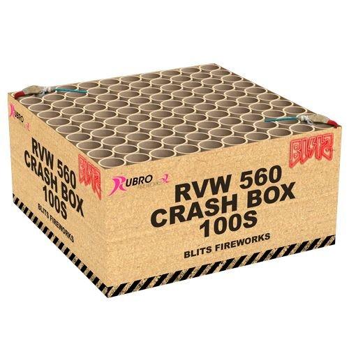 Rubro Crash Box 100's