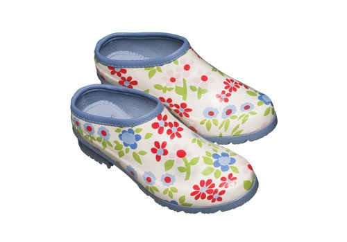 Laura Ashley Clogs: Caravan Daisy
