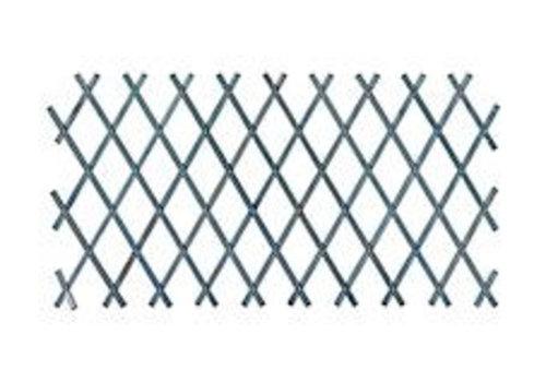 Laura Ashley Expandable Trellis Blue 1.8 x 0.6 m
