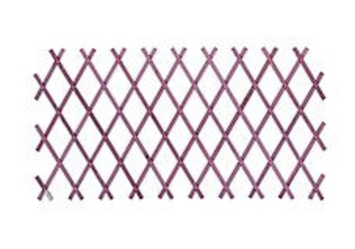 Laura Ashley Expandable Trellis Lavender 1.8 x 0.6 m