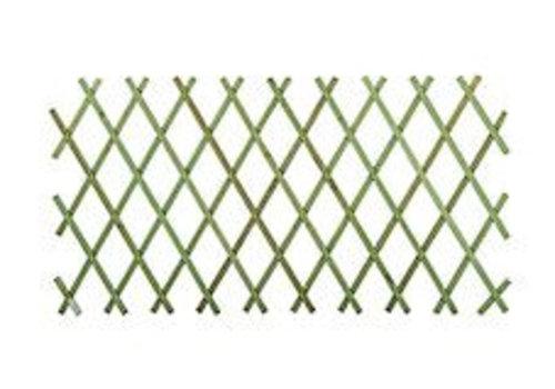 Laura Ashley Expandable Trellis Sage green 1.8 x 0.6 m