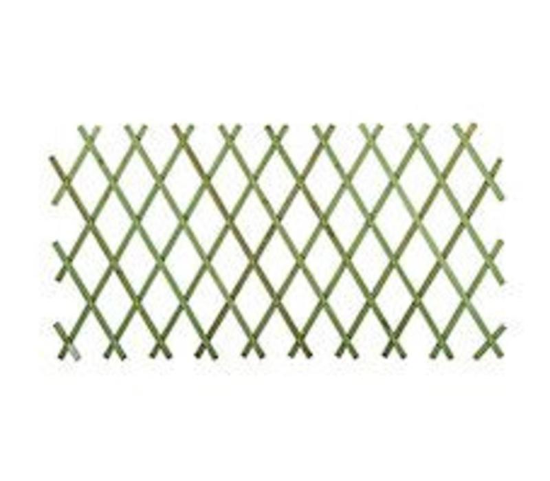 Expandable Trellis Sage green 1.8 x 0.6 m