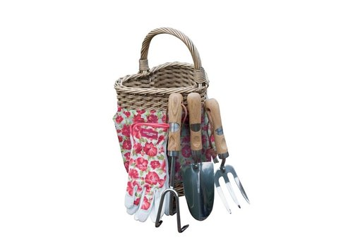 Laura Ashley Garden Basket