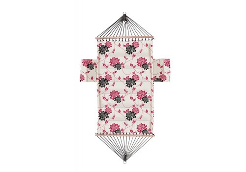 Laura Ashley Hangmat Isodore charcoal 2 pers.