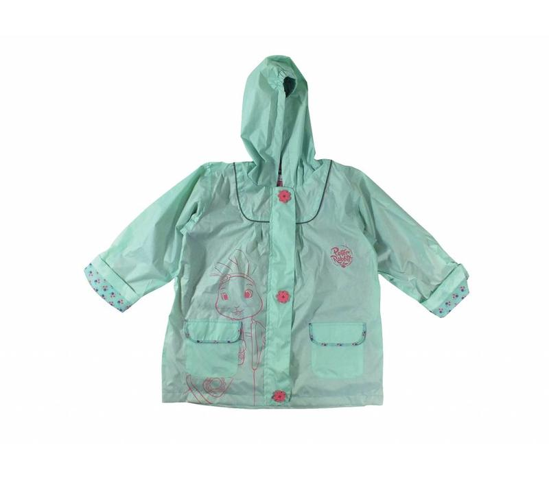 Regenjas Lily Bobtail