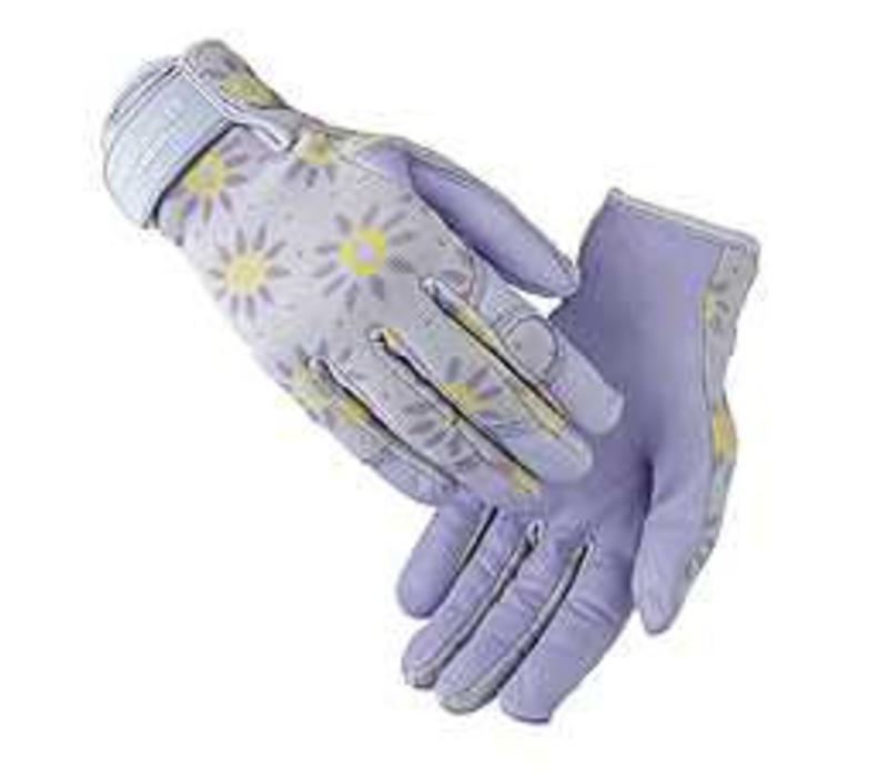 Tuinhandschoen Roundswood pale lavender: chic