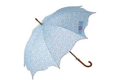 Laura Ashley Paraplu Roundswood pale lavender