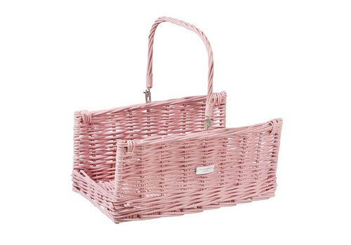 Laura Ashley Tuinmand Pink open