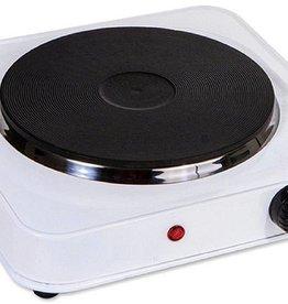 Cuisinier Deluxe Elektrische kookplaat 1000W