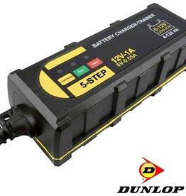 Dunlop Smart charger accu druppellader 6/12V