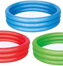 Bestway Kinderzwembad 3-rings 122x25cm