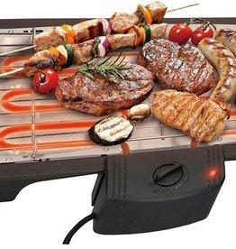 Cuisinier Deluxe Elektrische tafel barbecue 2000W