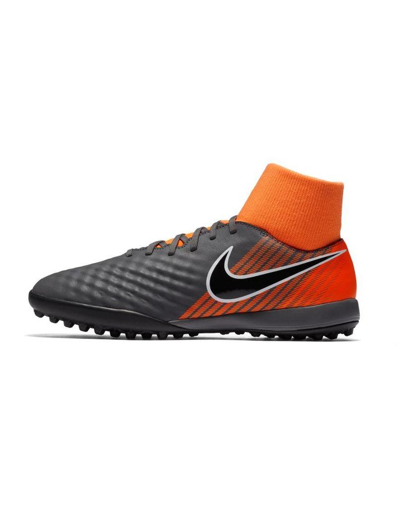 NIKE Men's Nike Magista ObraX 2 Academy Dynamic Fit (TF) Artificial-Turf Football Boot