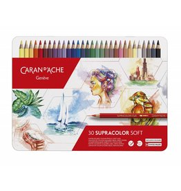 Caran d'Ache Supracolor soft limited edition 30