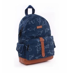 Skooter Rugzak Wild Ones navy