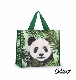 Shopper Panda in Palms - Catseye London