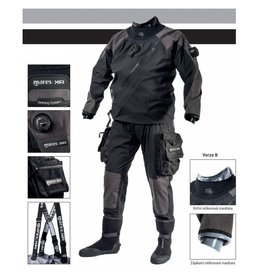 Scuba gear rental  (dry suit)