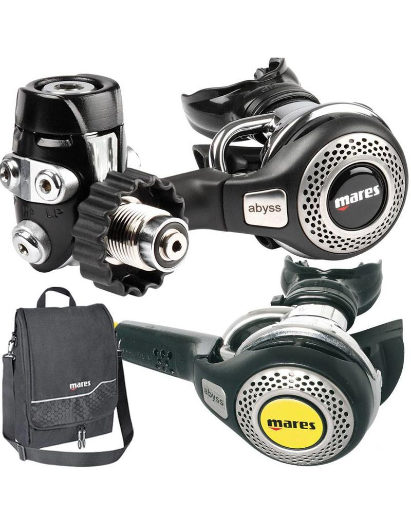 Rent Mares Abyss 52X regulator set