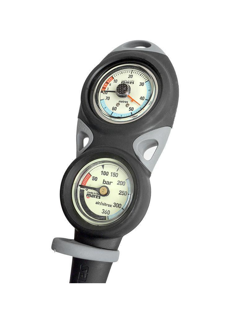 Mares Mission 2 manometer
