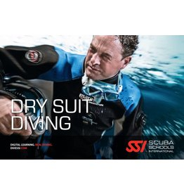 SSI Open water diver /Dry suit