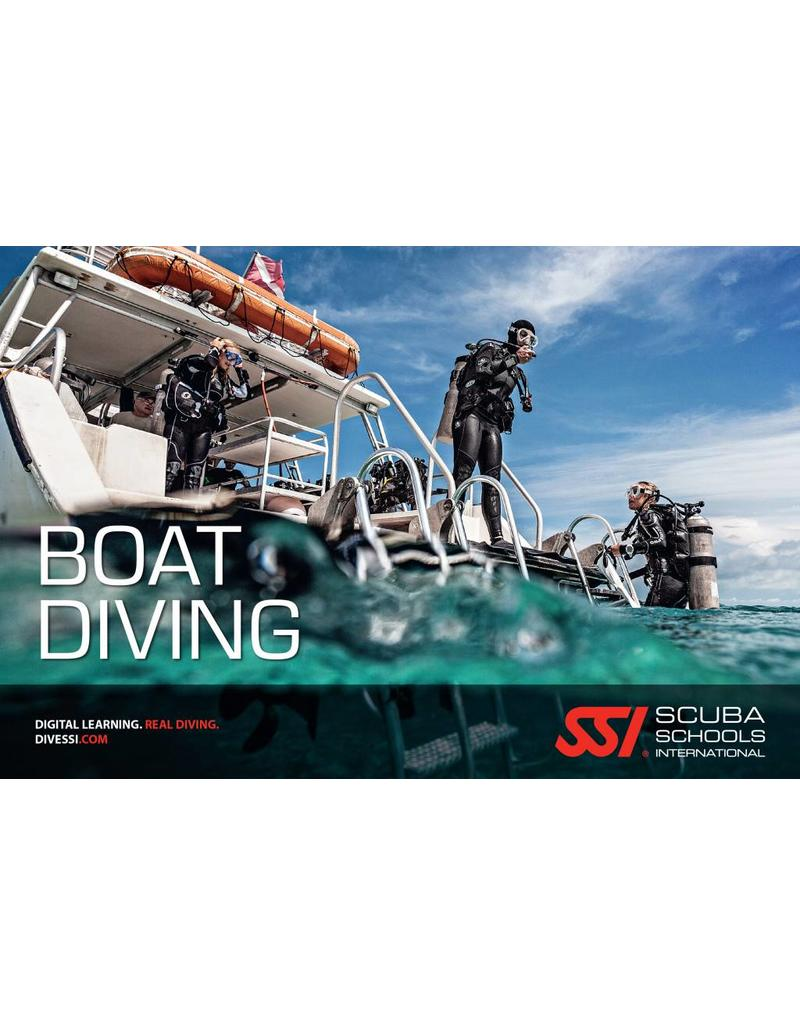 Boat diving SSI specialty |Boat dive Vinkeveen