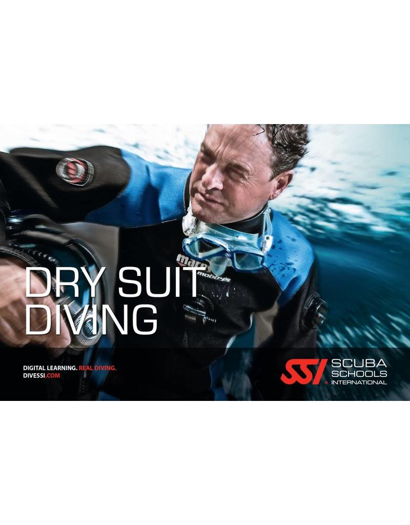 Dry Suit Diving SSI specialty