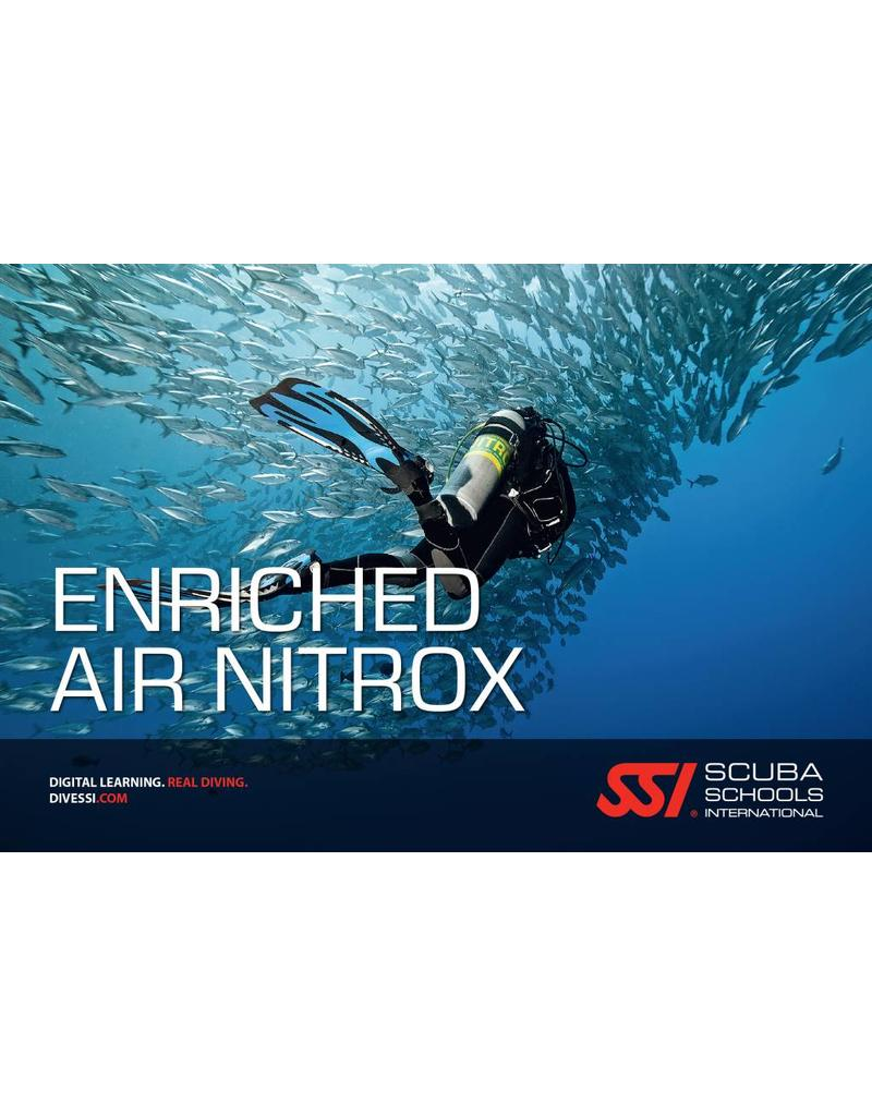 Enriched Air Nitrox SSI specialty | EANx