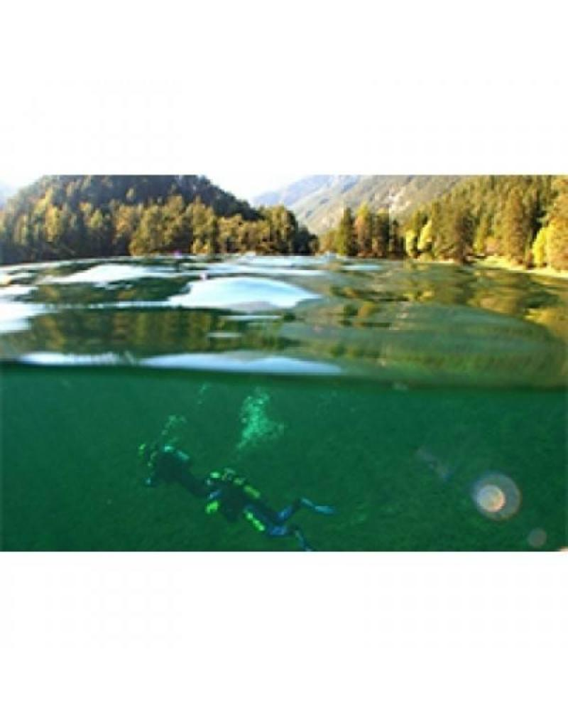 Altitude diver PADI specialty   bergmeerduiker