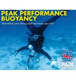Peak performance buoyancy (PPB) PADI specialty