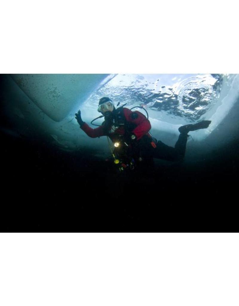Ice diver PADI specialty