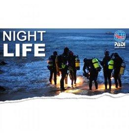 Night diver PADI specialty