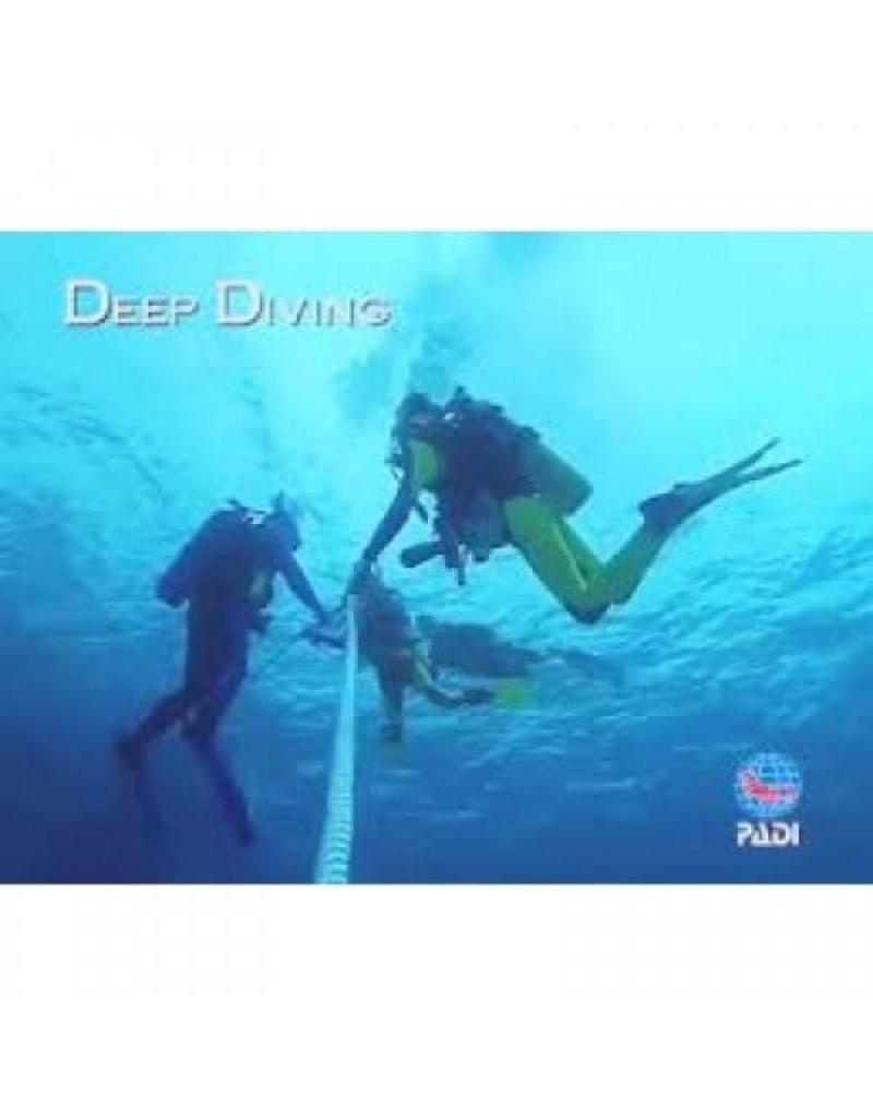 Deep diver PADI specialty | Diep duiken