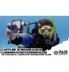 Digital Underwater Photography PADI specailty (DUP)