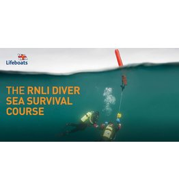 RNLI Sea Survival diver PADI specialty