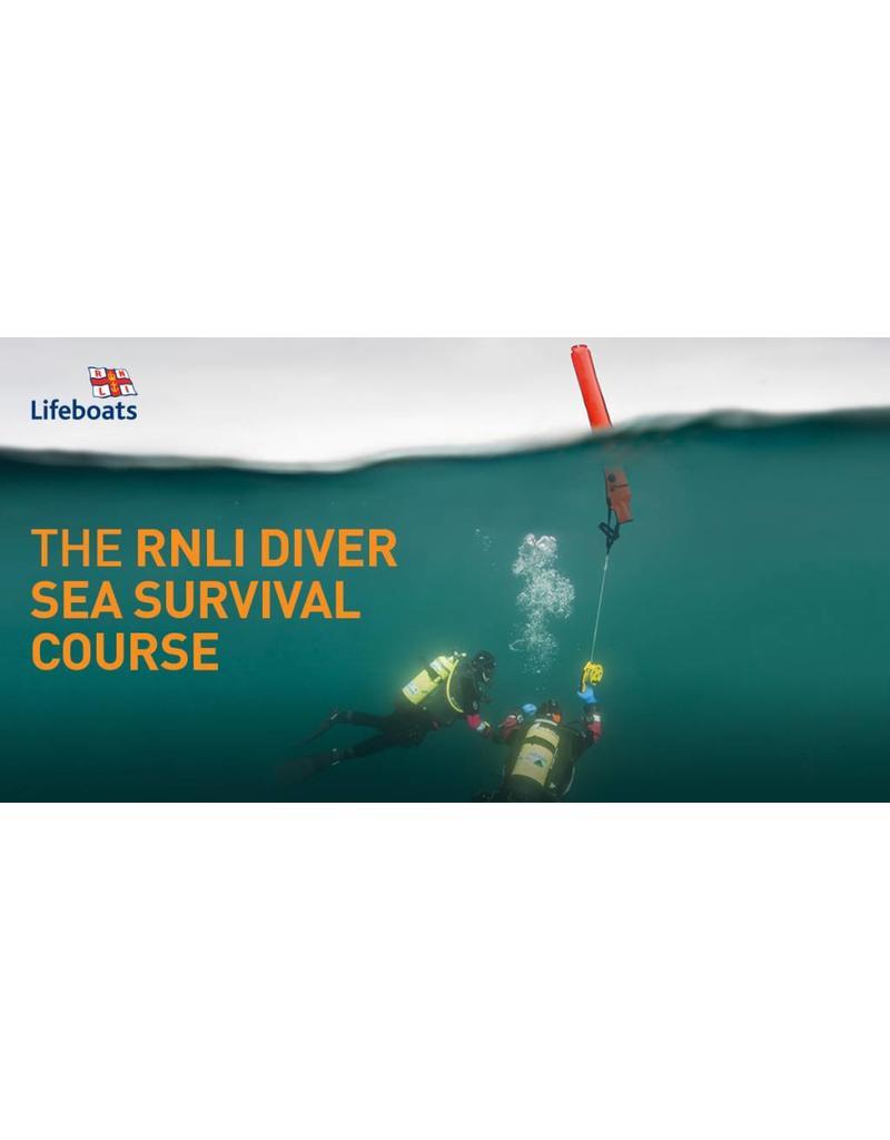 RNLI Sea Survival diver PADI specialty