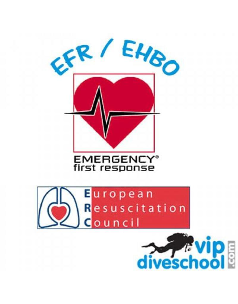 Emergency First Response (EFR+CFC) PADI specialty