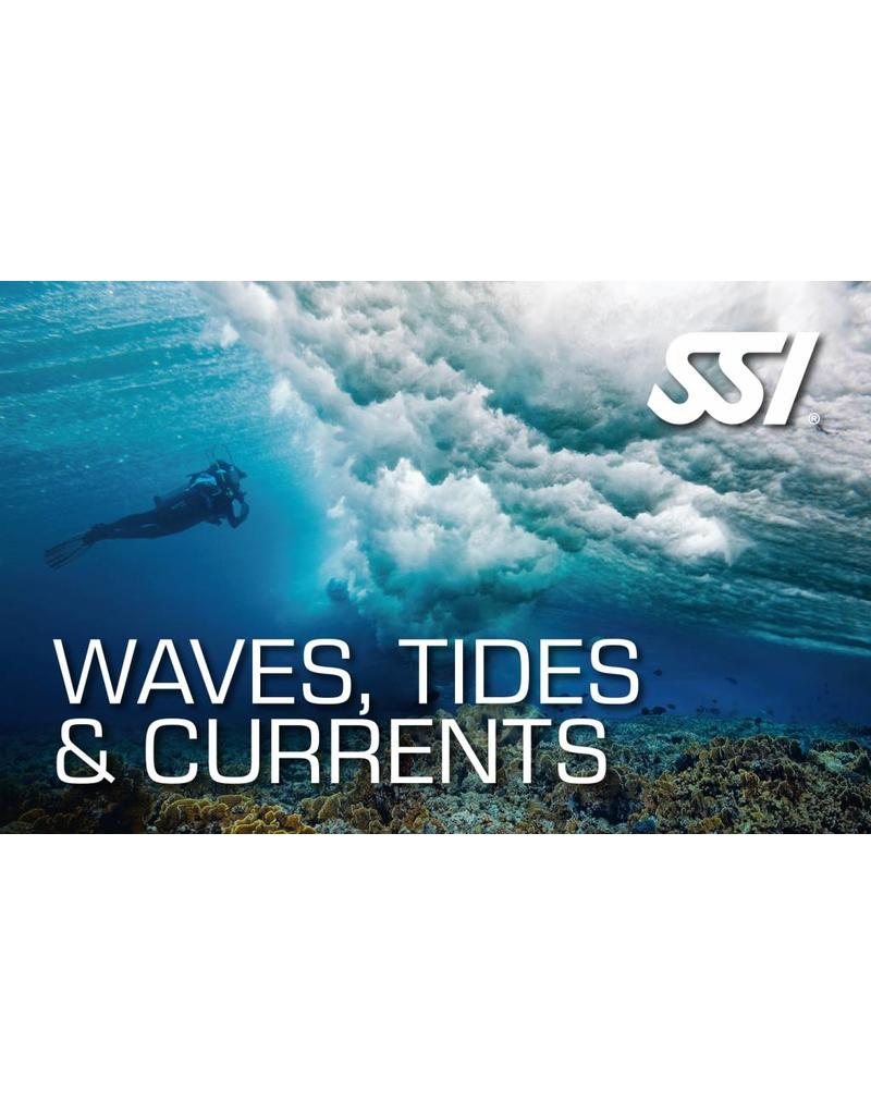 Waves, Tides & Currents SSI specialty instructor seminar