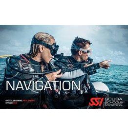 Navigation diver SSI specialty instructor