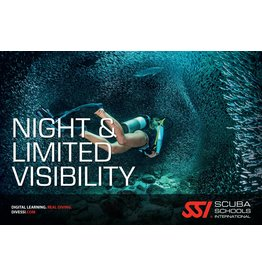 Night & Limited Visibility diver SSI specialty instructor