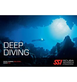 Deep diver SSI specialty instructor