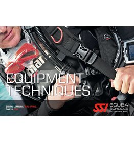 Equipment Techniques SSI specialty instructor
