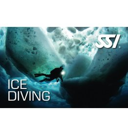 Ice diving SSI specialty instructor